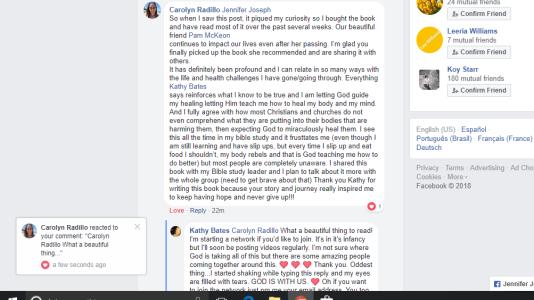 GWGW Reader Comment Carolyn Radillo